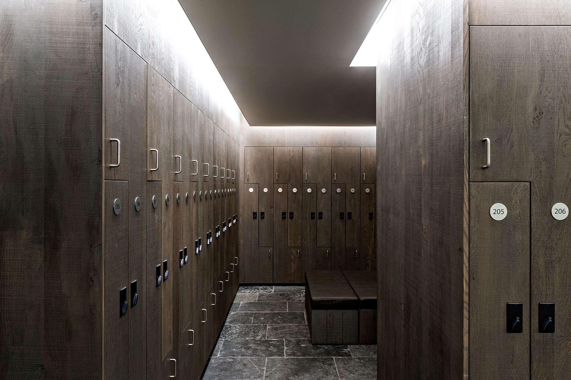 Design: 3Architecten - Realisation: De Laere Decor - Photo: Klaas Verdru